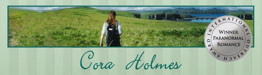 Cora Holmes' Blog